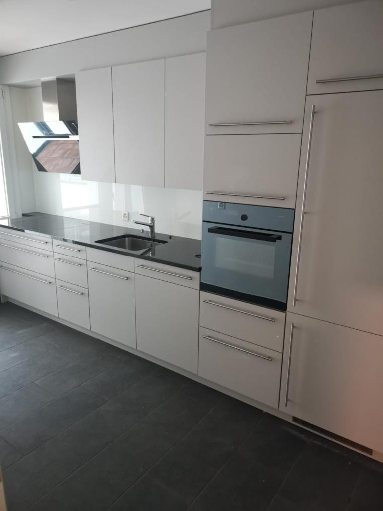 Küche 3-Zimmer Wohnung